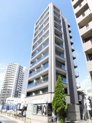 東京都荒川区、日暮里駅徒歩17分の築11年 11階建の賃貸マンション