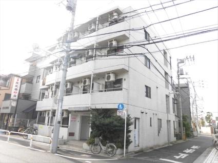 東京都荒川区、南千住駅徒歩18分の築27年 4階建の賃貸マンション