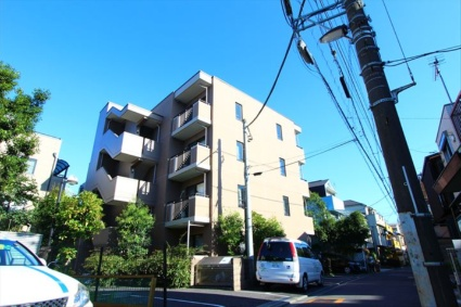 東京都荒川区、西日暮里駅徒歩16分の築14年 4階建の賃貸マンション