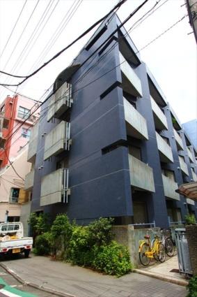 東京都荒川区、西日暮里駅徒歩13分の築27年 4階建の賃貸マンション