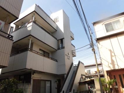 東京都荒川区、町屋駅徒歩13分の築9年 3階建の賃貸アパート