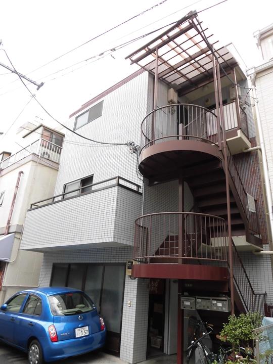 東京都荒川区、町屋駅徒歩7分の築26年 3階建の賃貸マンション
