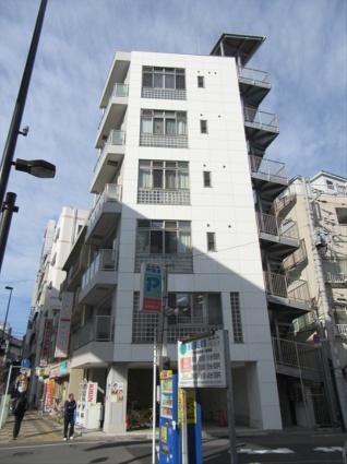 東京都荒川区、日暮里駅徒歩7分の築5年 6階建の賃貸マンション