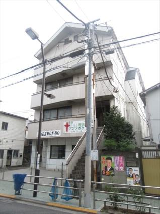 東京都荒川区、西日暮里駅徒歩25分の築26年 4階建の賃貸マンション