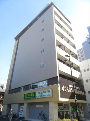 東京都荒川区、田端駅徒歩20分の築2年 8階建の賃貸マンション