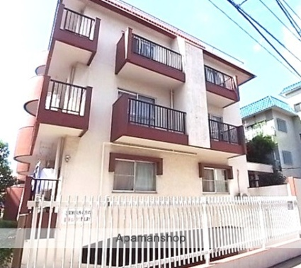 東京都文京区、本駒込駅徒歩7分の築42年 5階建の賃貸マンション