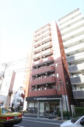 東京都荒川区、日暮里駅徒歩10分の築6年 10階建の賃貸マンション
