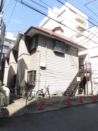 東京都荒川区、西日暮里駅徒歩9分の築28年 2階建の賃貸アパート