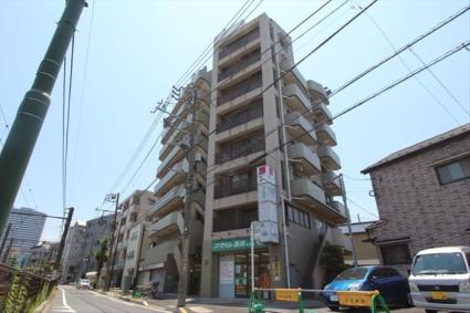 東京都荒川区、町屋駅徒歩5分の築23年 8階建の賃貸マンション