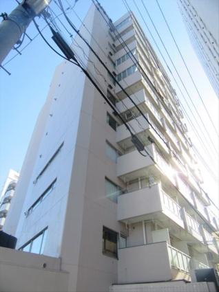 東京都荒川区、新三河島駅徒歩4分の築39年 12階建の賃貸マンション
