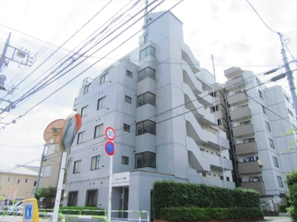 東京都荒川区、西日暮里駅徒歩29分の築25年 6階建の賃貸マンション