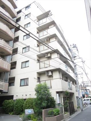 東京都荒川区、町屋駅徒歩2分の築29年 9階建の賃貸マンション