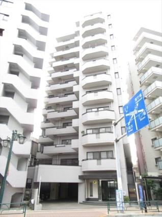 東京都荒川区、三河島駅徒歩6分の築23年 11階建の賃貸マンション