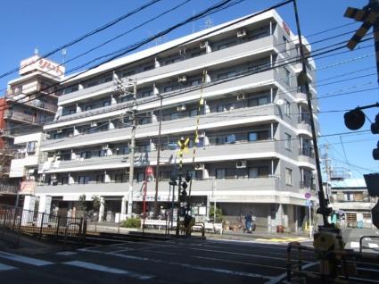 東京都荒川区、町屋駅徒歩9分の築27年 6階建の賃貸マンション