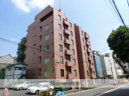 東京都文京区、後楽園駅徒歩10分の築38年 7階建の賃貸マンション
