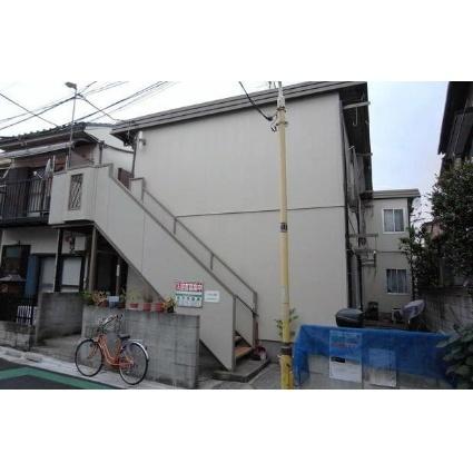 東京都荒川区、南千住駅徒歩14分の築35年 2階建の賃貸アパート