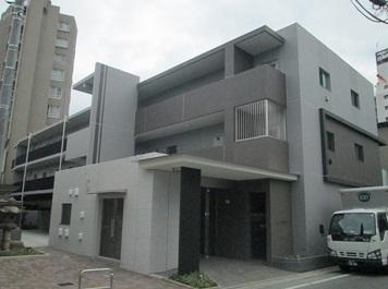 東京都荒川区、南千住駅徒歩8分の築2年 3階建の賃貸マンション