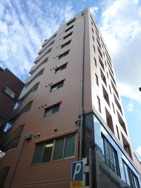 東京都荒川区、西日暮里駅徒歩2分の築11年 10階建の賃貸マンション