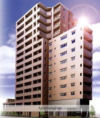東京都文京区、後楽園駅徒歩10分の築11年 16階建の賃貸マンション
