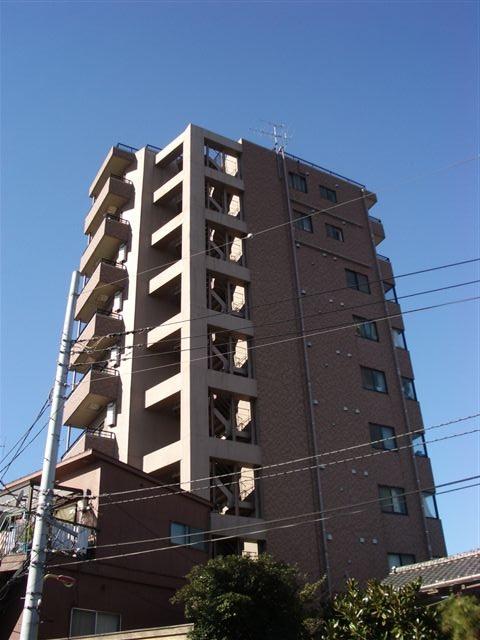 東京都荒川区、町屋駅徒歩15分の築14年 10階建の賃貸マンション