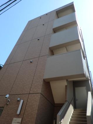 東京都荒川区、町屋駅徒歩4分の築7年 5階建の賃貸マンション