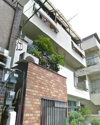 東京都荒川区、日暮里駅徒歩4分の築39年 3階建の賃貸マンション