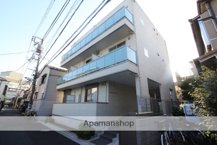 東京都荒川区、三ノ輪駅徒歩15分の新築 3階建の賃貸マンション