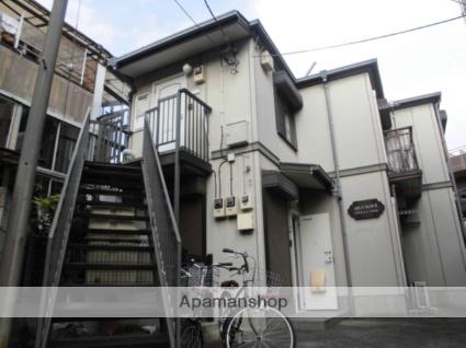 東京都足立区、綾瀬駅徒歩15分の築22年 2階建の賃貸アパート