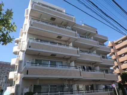 東京都荒川区、三ノ輪駅徒歩15分の築28年 5階建の賃貸マンション