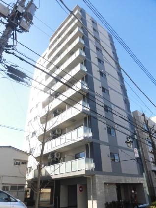 東京都荒川区、西日暮里駅徒歩22分の築2年 11階建の賃貸マンション