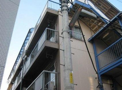 東京都荒川区、新三河島駅徒歩13分の築44年 4階建の賃貸マンション