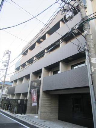 東京都荒川区、新三河島駅徒歩3分の新築 5階建の賃貸マンション