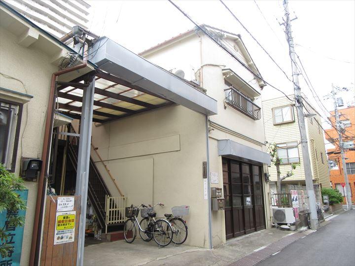 東京都荒川区、町屋駅徒歩14分の築54年 2階建の賃貸アパート
