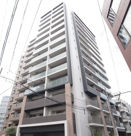 東京都荒川区、日暮里駅徒歩4分の築3年 14階建の賃貸マンション