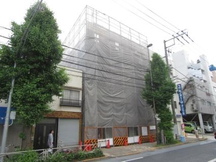 東京都文京区、本駒込駅徒歩6分の新築 5階建の賃貸マンション