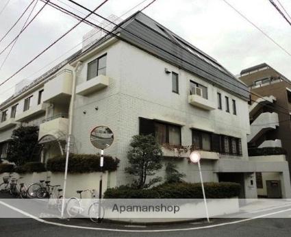 東京都文京区、本駒込駅徒歩6分の築31年 3階建の賃貸マンション