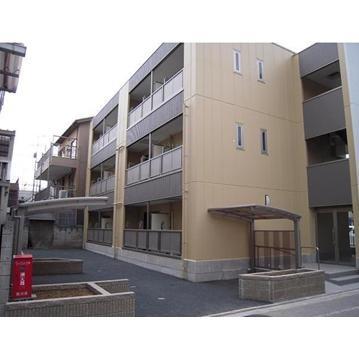 東京都荒川区、町屋駅徒歩9分の築5年 3階建の賃貸マンション