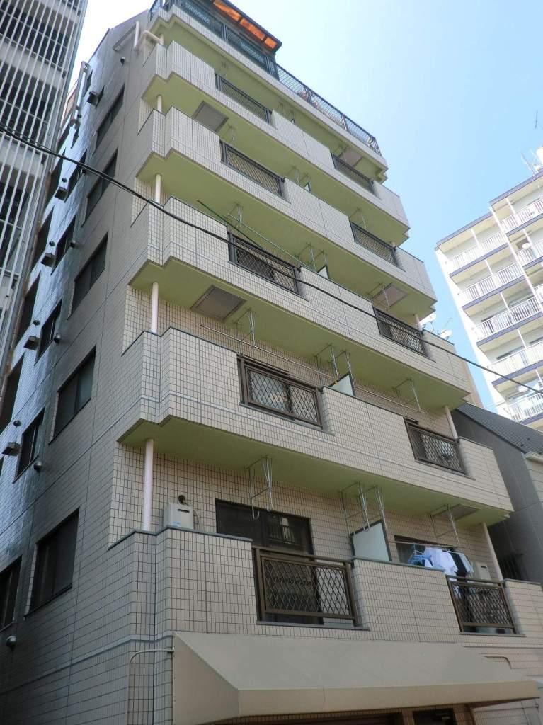 東京都荒川区、町屋駅徒歩2分の築24年 8階建の賃貸マンション