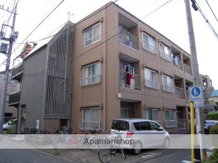 東京都足立区、五反野駅徒歩10分の築35年 3階建の賃貸マンション