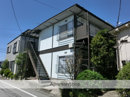 東京都足立区、竹ノ塚駅徒歩13分の築48年 2階建の賃貸アパート