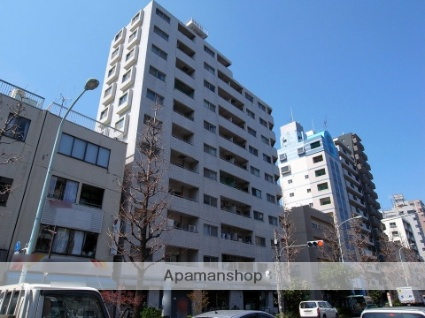 東京都文京区、後楽園駅徒歩11分の築33年 11階建の賃貸マンション