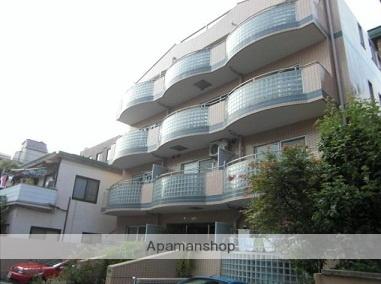 東京都文京区、駒込駅徒歩11分の築25年 4階建の賃貸マンション