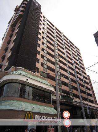 東京都荒川区、町屋駅徒歩1分の築28年 15階建の賃貸マンション