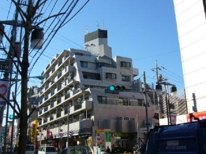 東京都荒川区、西日暮里駅徒歩27分の築27年 9階建の賃貸マンション