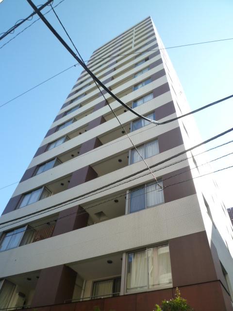 アパートメンツタワー麻布十番