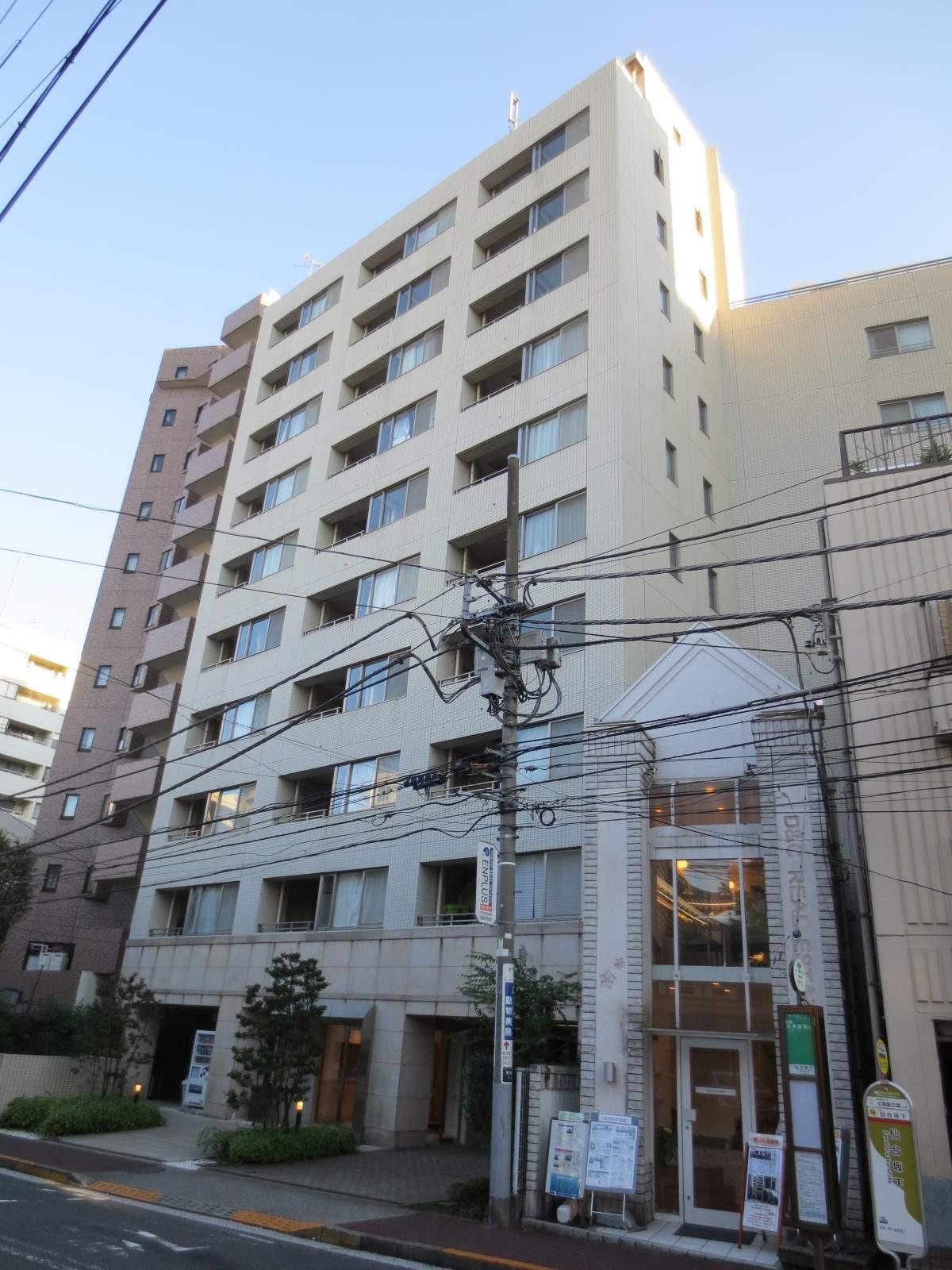 パークアクシス麻布仙台坂