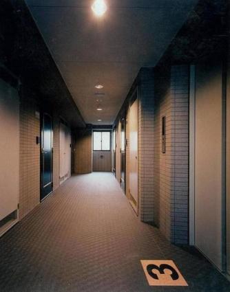 東京都港区芝浦2丁目[1K/18.91m2]の共用部1