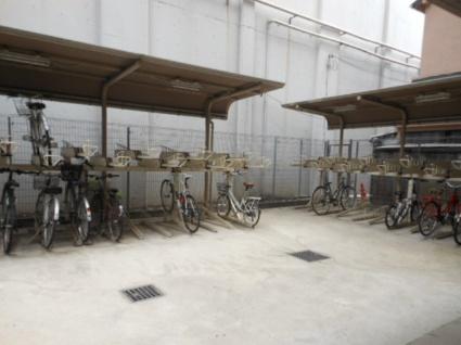 東京都港区芝浦2丁目[1K/18.91m2]の駐車場