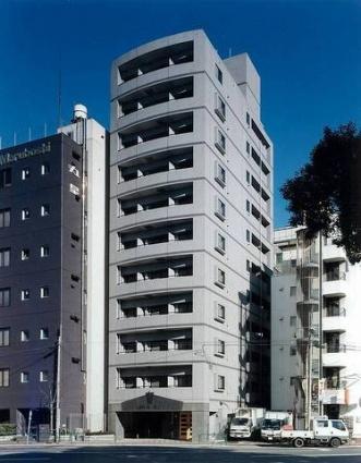 東京都港区芝浦2丁目[1K/18.91m2]の外観