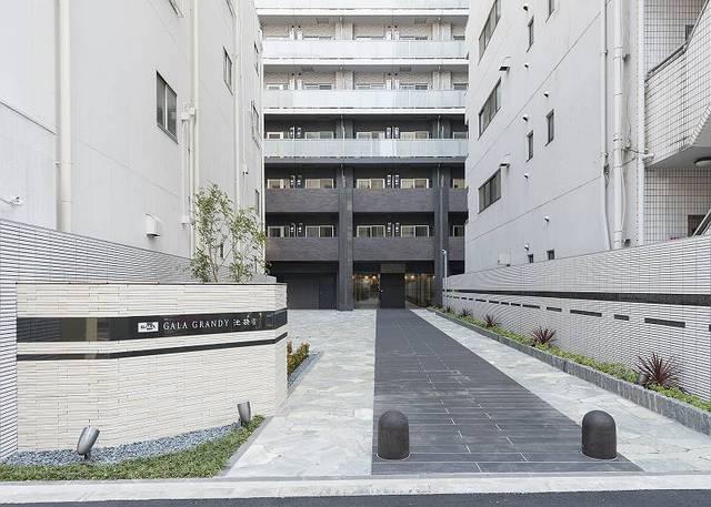 東京都豊島区、池袋駅徒歩10分の築1年 14階建の賃貸マンション